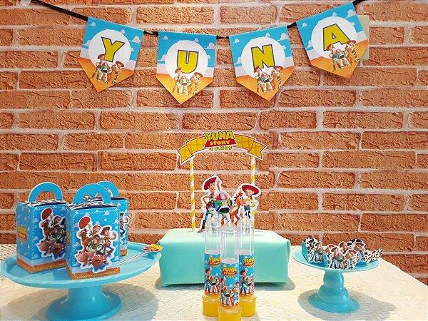 Kit Festa em casa Toy Story * Leia a Descrição*