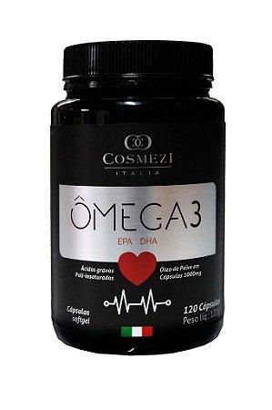 Ômega 3 Especial - Cosmezi  - 120 Cápsulas 1000mg