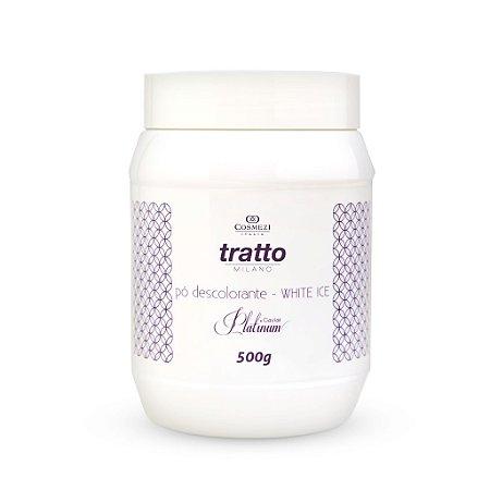 Pó Descolorante Cosmezi - Superior Caviar Platinum White Ice - Até 8 Tons 500g refil
