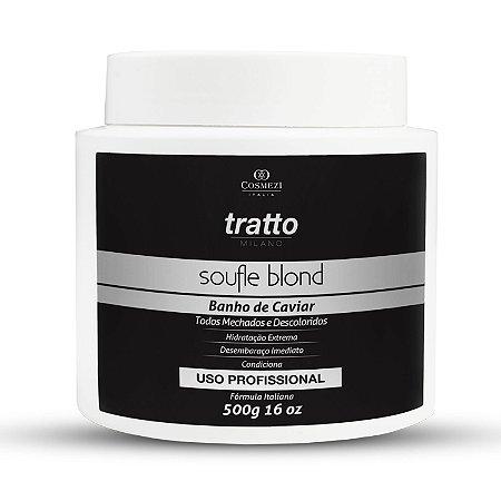Condicionador  Soufle Blond para Loiros e  Descoloridos Soufle Blond Caviar  500g