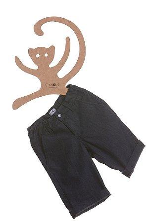 Bermuda Chino Jeans, com spikes