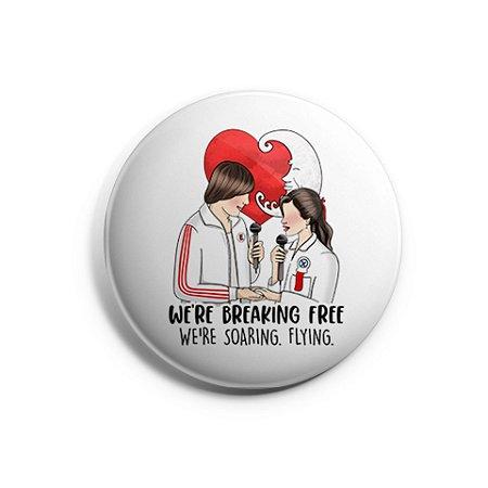 Botton High School Musical - Troy e Gabriella