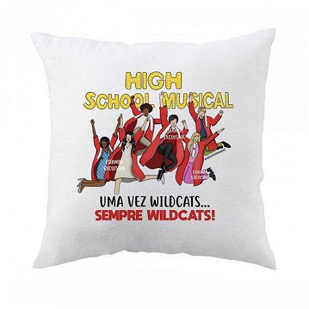 Almofada High School Musical 3 - Wildcats