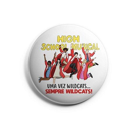 Botton High School Musical 3 - Wildcats