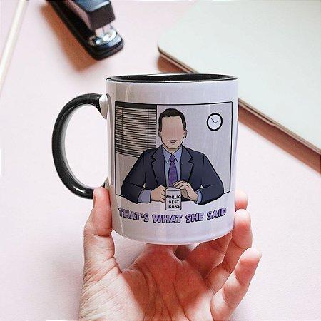 Caneca Michael Scott - The Office