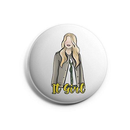 Botton Serena van der Woodsen - Gossip Girl