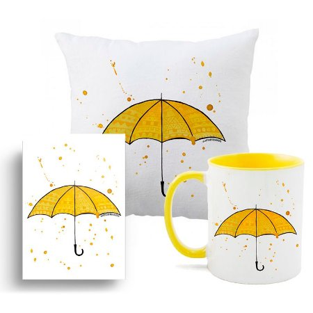 Guarda Chuva Amarelo - How I Met Your Mother