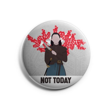 Botton Game of Thrones - Arya