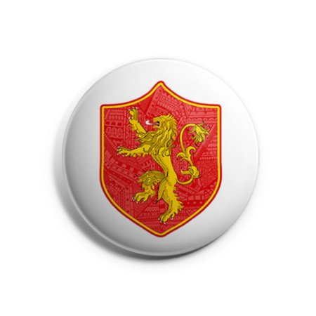 Botton Game of Thrones - Lannister