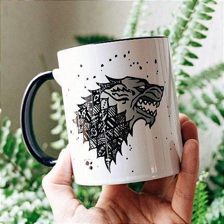 Caneca Game of Thrones - Stark