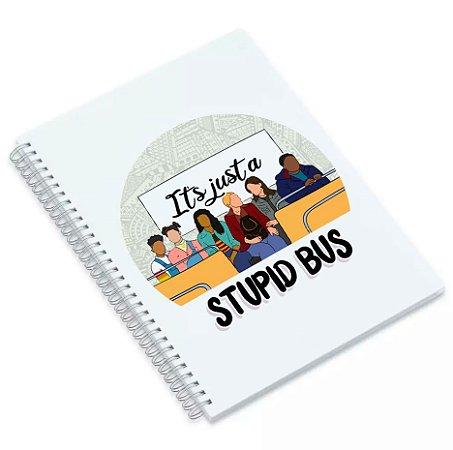 Caderno de Sex Education