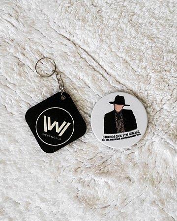 Kit Hóspede | Westworld