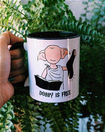 Caneca Dobby - Harry Potter