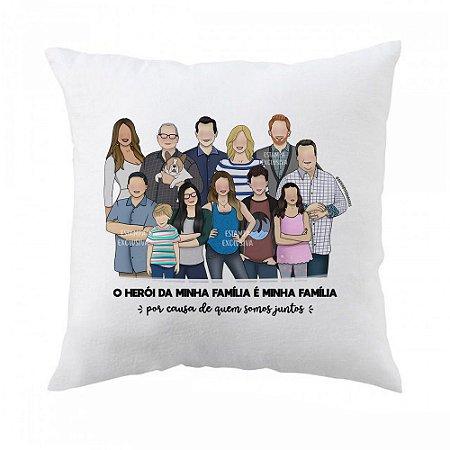 Almofada Modern Family