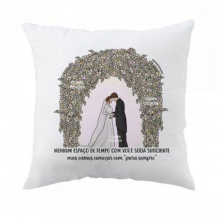 Almofada Crepúsculo Casamento - Amanhecer Parte 1
