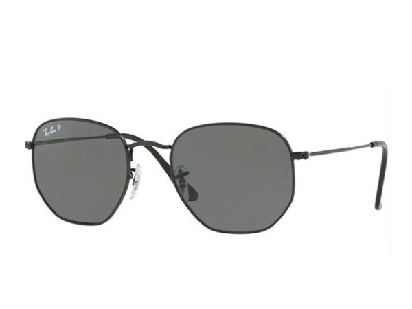 Ray Ban Hexagonal Large Polarizado