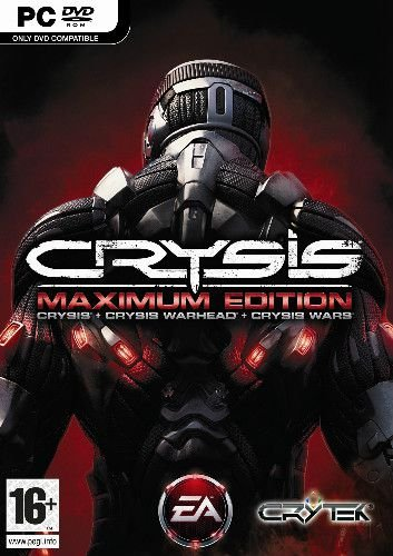 Jogo Crysis Maximum Edition - PC - Seminovo