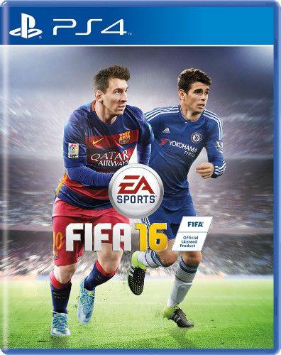 Jogo Fifa 16 (inglês) - PS4 - Seminovo