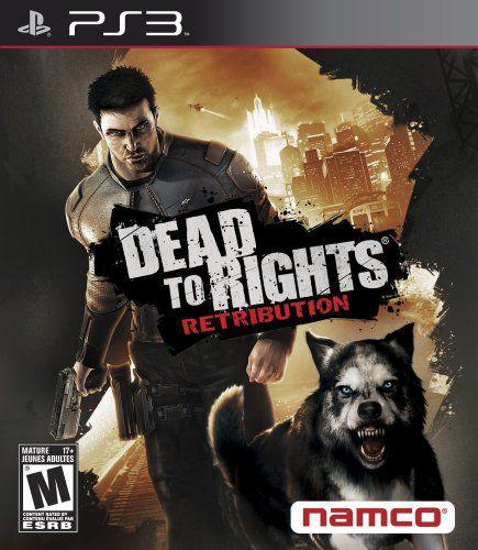 Jogo Dead To Rights Retribution - PS3 - Seminovo