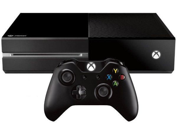 Console Xbox One 500GB - Microsoft - Seminovo