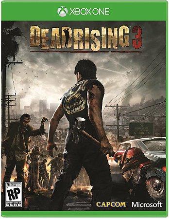 Jogo Dead Rising 3 Xbox One - Seminovo