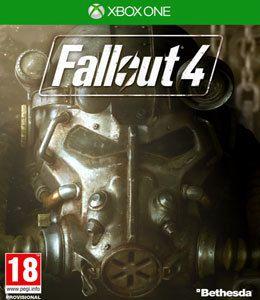 Jogo Fallout 4 Xbox One - Seminovo