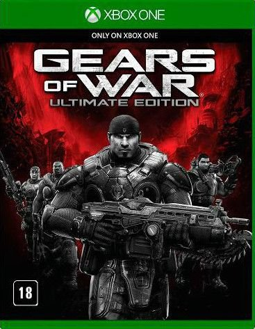 Jogo Gears of War Ultimate Edition - Xbox One - Seminovo