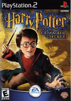 Jogo Harry Potter Chamber of Secret [Japonês] - PS2 - Seminovo
