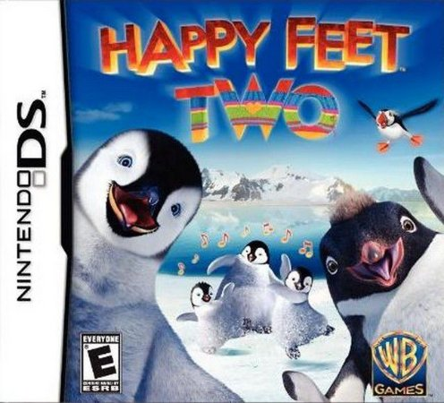 Jogo Happy Feet 2 - Nintendo DS - Seminovo