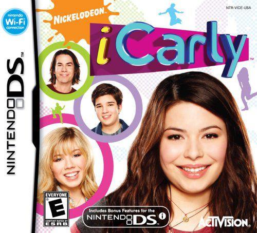 Jogo ICarly - Nintendo DS - Seminovo
