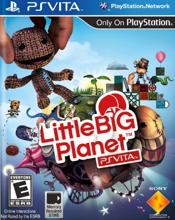Jogo Little Big Planet - PS Vita - Seminovo