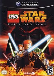 Jogo Lego Star Wars The Video Game - Game Cube - Seminovo