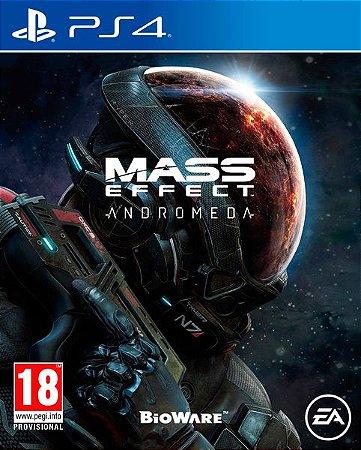 Jogo Mass Efect Andromeda - PS4 - Novo