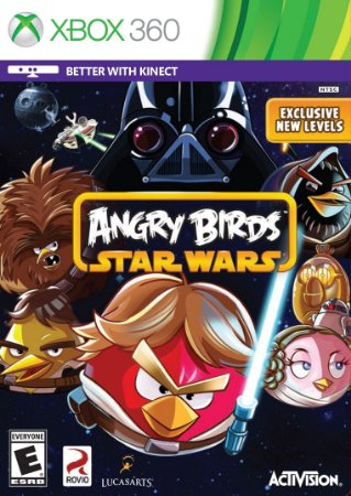 Jogo Angry Birds Star Wars - Xbox 360 - Seminovo