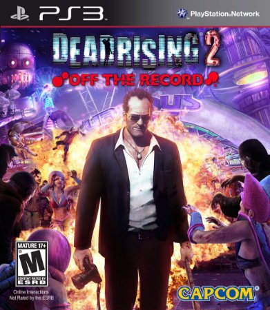 Jogo Dead Rising 2 Off The Record - PS3 - Seminovo