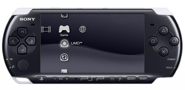 Console PSP Sony - Seminovo