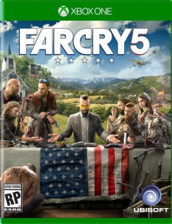 Jogo Far Cry 5 - Xbox One