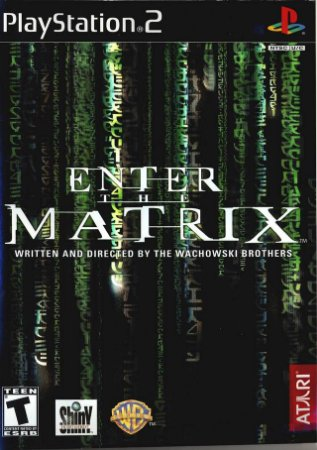 Jogo Enter The Matrix [Japonês] - PS2 - Seminovo
