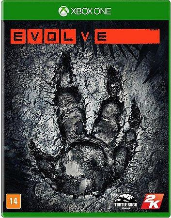 Jogo Evolve - Xbox One - Seminovo