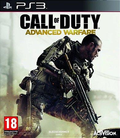 Jogo Call of Duty Advanced Warfare - PS3 - Seminovo