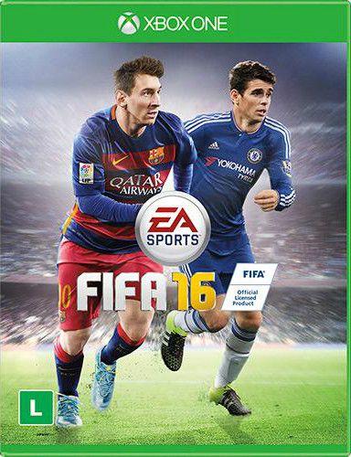 Jogo Fifa 16 - Xbox One - Novo