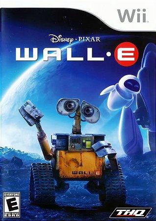 Jogo Wall - E [sem capa] - Nintendo Wii - Seminovo