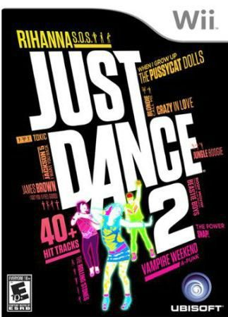 Jogo Just Dance 2 - Wii - Seminovo