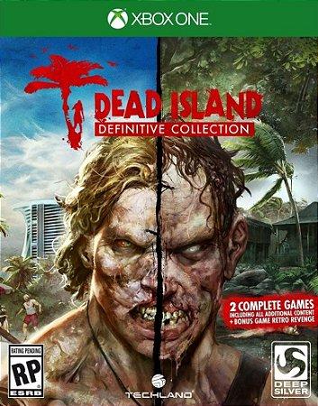 Jogo Dead Island Definitive Collection - Xbox One - Seminovo