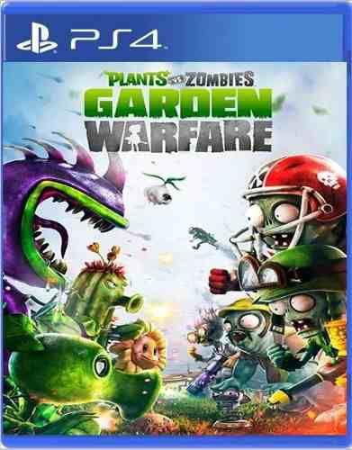 Jogo Plants Vs Zombies Garden Warfare - PS4