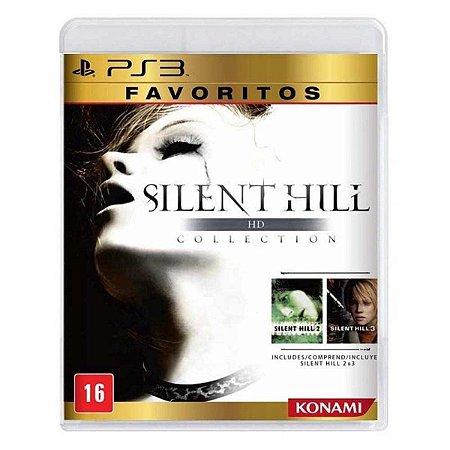 Jogo Silent Hill HD Collection - PS3 - Seminovo