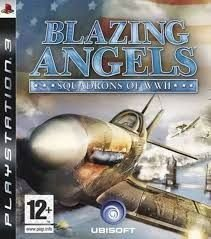 Jogo Blazing Angels Squadrons of WWII- PS3 - Seminovo