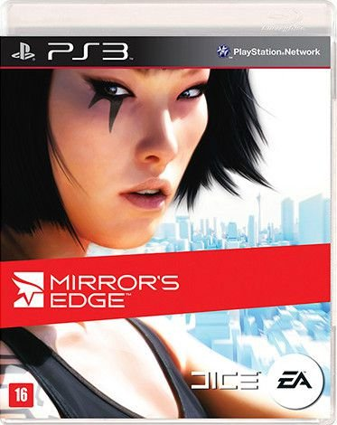 Jogo Mirror's Edge - PS3 - Seminovo