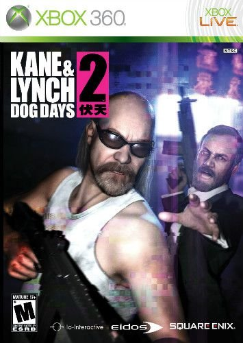 Jogo Kane & Lynch 2 Dog Days - Xbox 360 - Novo
