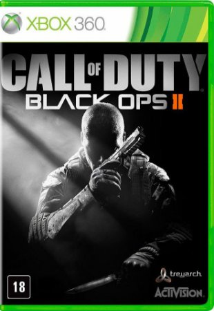 Jogo Call of Duty Black Ops 2 - Xbox 360 - Seminovo